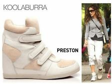 Koolaburra Preston II Sneaker Wedge stone Size 11