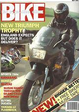 Yamaha RD350LC YPVS ZXR750 CX125 GSF400 1200 Trophy TDM850 K75RT R80GS R100GS RD