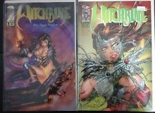 WitchBlade #1 & #2