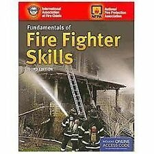 Fundamentals of Fire Fighter Skills by IAFC (2013, Paperback)