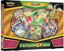 2x Flygon EX Booster Box POKEMON TCG Primal Clash Sealed 4 Packs and Promo