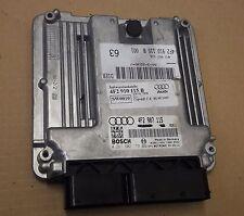 AUDI A6 C6 4F 2.0 TDI BPJ ENGINE CONTROL UNIT ECU 4F2907115