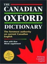 The Canadian Oxford Dictionary-ExLibrary