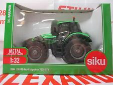 Siku 3284 Deutz Fahr Agrotron 7230 TTV Tractor 1:32 Scale Replica Model Farm Toy