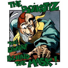 BOIKOTTZ, THE  The Dwarf Behind The Mask! (1994 Eigenlabel) Neu!