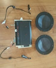 HARLEY DAVIDSON BOOM AUDIO STAGE 2 TAKE-OFF PARTS