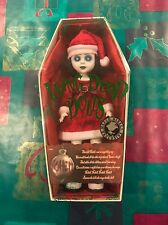 MEZCO LIVING DEAD DOLLS VARIANT NOHELL CHRISTMAS DOLL NEW SEALED FREE SHIPPING