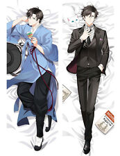 Mystic Messenger Jumin Han Dakimakura Anime Hugging Body Pillow Case Covers Male