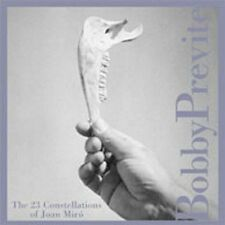 Bobby Previte-The 23 Constellations Of Joan Miro CD NEW
