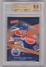 Magnus Paajarvi 11/12 Victory black RC SSP graded BGS 9.5 Gem MINT
