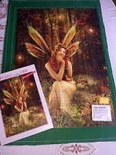 Summer Night Dream Angel in the Woods 1500 Piece Jigsaw + Puzzle Conserver BLATZ