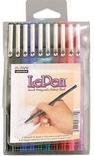 Marvy Uchida LE PEN 10 Color Pen Set #43769