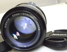 Nikon NIKKOR 50mm f1.4 Non-Ai LENS adapted to Canon EOS SLR cameras 60D 70D T6i