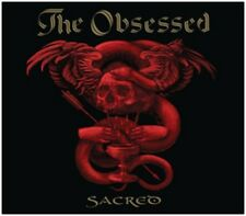 The Obsessed - Sacred - New CD Album - Pre Order - 7th April