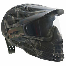 FLEX 8 piena copertura Paintball / AIRSOFT MASK / Goggle-MIMETICO