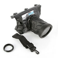 20M Underwater Waterproof Camera Case for Canon 60D 5D2 600D 7D Nikon D90 D7000