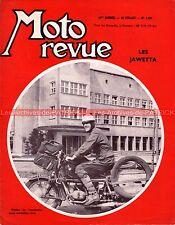 MOTO REVUE 1501 JAWA 50 BMW R50 R60 R69 RATIER BARCELONE Grand Prix de SPA 1960