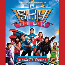 Sky High - Complete Score - Limited Edition - Michael Giacchino