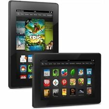 New other  Amazon Kindle Fire HD 16 GB, Wi-Fi, 7' , Black  P48WVB4   3rd Gen.