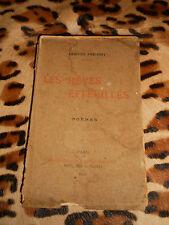 RÊVES EFFEUILLÉS, poèmes - Aristide Frétigny - L'âme normande, 1910 - signé