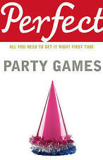 Perfect Party Games (Perfect (Random House)),Curtis, Stephen,Excellent Book mon0
