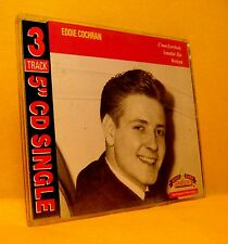 MAXI Single CD EDDIE COCHRAN C'mon Everybody - Somethin' Else - Weekend 3 OLDIES