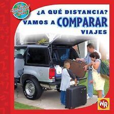 A que distancia? Vamos a Comparar viajes / How Far Away? Comparing Tri-ExLibrary