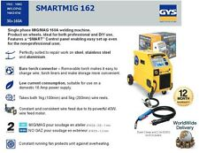 GYS SMART MIG 162 MIG MAG WELDING 160A 06-1mm WIRE SINGLE PHASE WELDING MACHINE