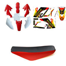 CRF50 Sticker Seat Plastic 50 70 110 125 140 cc Pit Trail Bike Thumpstar Atomik