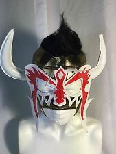 PSICOSIS GOLD!! WRESTLING LUCHADOR MASK!! COOL DESIGN!!