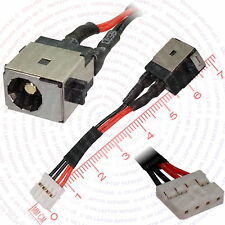 Toshiba Portege Z830-BT8300 DC Power Jack Port Socket with Cable Connector