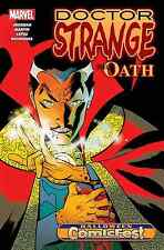 DR STRANGE THE OATH 1 HALLOWEEN COMICFEST 2015 NM RARE GIVEAWAY PROMO MOVIE SOON