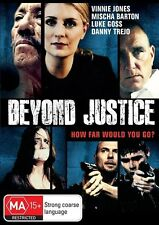 Beyond Justice NEW R4 DVD