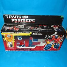 VINTAGE 1987 HASBRO TRANSFORMERS G1 POWERMASTER AUTOBOT LEADER (OPTIMUS) BOXED