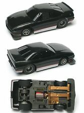 1992 TYCO TCR Wide Pan BASIC BLACK FORD THUNDERBIRD Slot Car Unused Rare T-BIRD