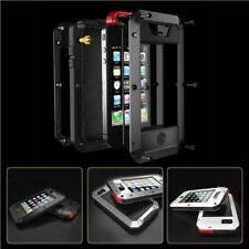 WATERPROOF DUSTPROOF alluminio Gorilla metallo COVER PER APPLE IPHONE 5 5S