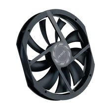 ANTEC BIG BOY 200mm 20cm 3 velocità commutabili NERO COMPUTER PC CASE FAN