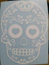 """5"""" Sugar Skull Day of The Dead Decal Sticker dia de los muertos buy2 get 1 free"""