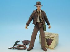 "Hasbro Indy w/ Machine Gun (Indiana Jones the Last Crusade) 3.75"" Action Figure"