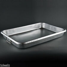 Premier Choice Bake and Roasting Pan 26 Inch x 18 Inch x 3-1/2 Inch with Handles