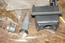 Holden VN Commodore Station Wagon tailgate lock cylinder & button assembly NOS