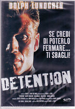 Detention Dvd Sigillato Dolph Lundgren
