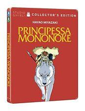 Principessa Mononoke Steelbook - Hayao Miyazaki  - dvd e blu ray - rarissimo