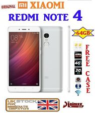 "64GB WHITE NEW 5.5"" XIAOMI REDMI NOTE 4 PRIME HELIO X20 DECACORE DUALSIM ANDROID"