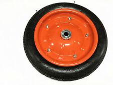 "12.5"" x 2.5""  PNEUMATIC WHEEL""S Tyre (16mm centre ) -BRAND NEW"