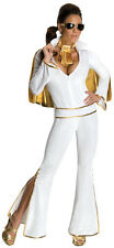 OFFICIAL LICENSED FEMALE ELVIS PRESLEY COSTUME XS-NEW
