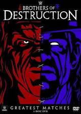 WWE Brothers of Destruction (DVD) Undertaker Kane Brand New Sealed