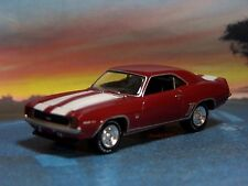 1969 69 CHEVY CAMARO SS 1/64 SCALE DIECAST MODEL DIORAMA OR DISPLAY COLLECTIBLE