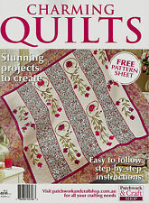 CHARMING QUILTS  NO 2. MAGAZINE 2015     PATTERN SHEET ATTACHED