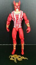 "Marvel Universe Sunfire 3.75"". Loose MINT Display Figure."